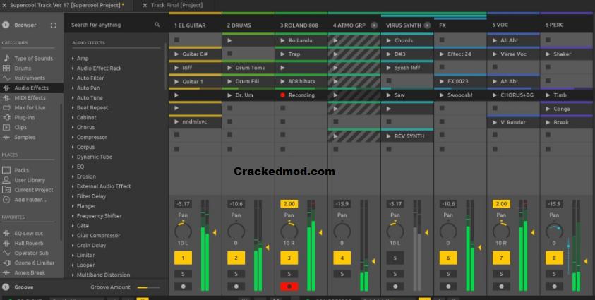 Ableton Live Suite Key