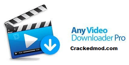 Any Video Downloader Crack