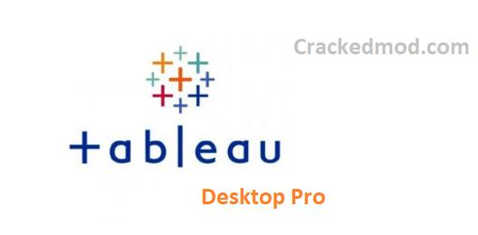 Tableau Desktop Pro Crack