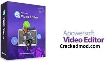 ApowerEdit Crack