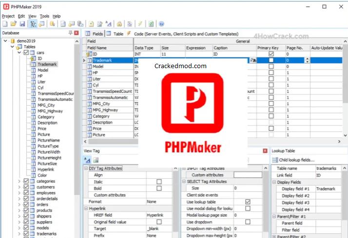 PHPMaker Key