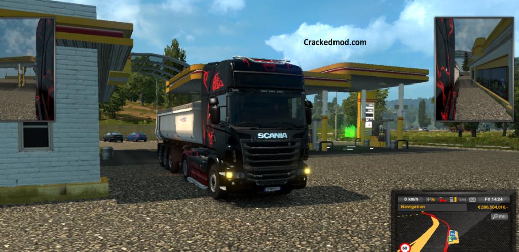 Euro Truck Simulator Key