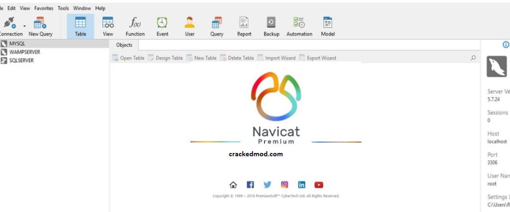 Navicat Key